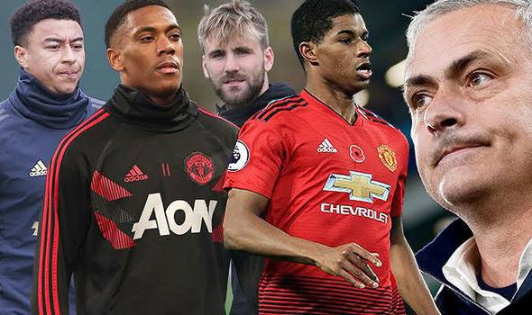 Jose Mourinho Blast Four Key United Players With Maturity Claim