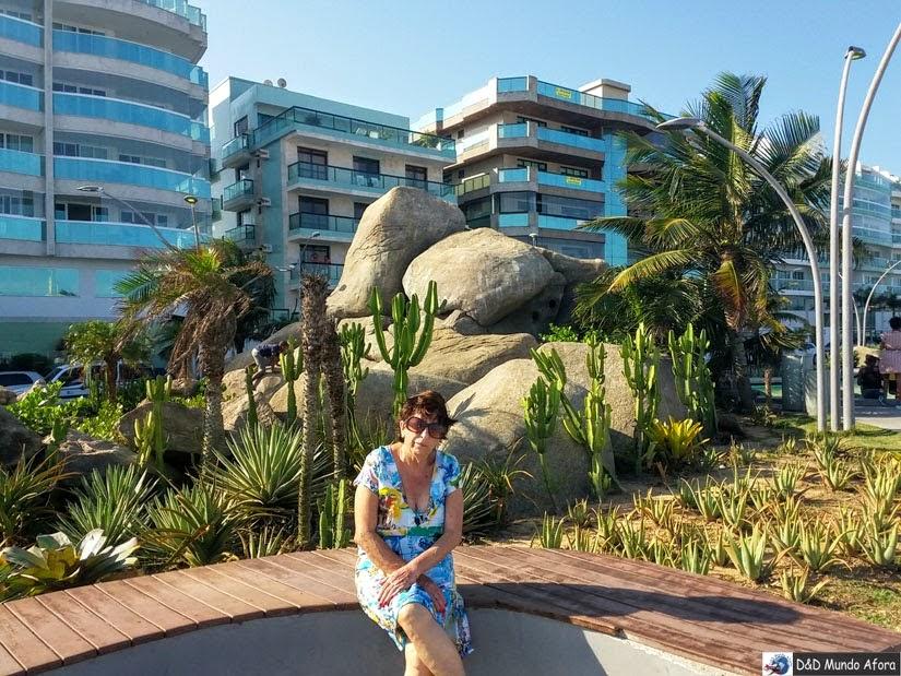 O que fazer em Cabo Frio - Praça das Águas