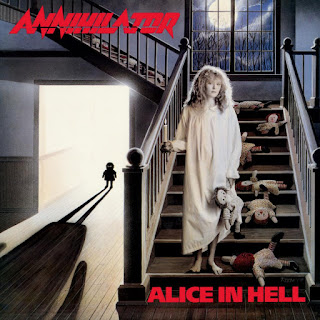 "Annihilator - ""Alice in Hell"""