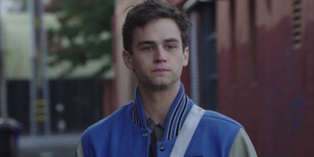 13 Reasons Why Cast & Character Justin Foley