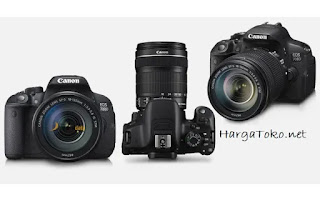 Harga Kamera Canon 700D