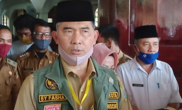 Wali Kota Jambi Larang Pesta Pernikahan di Rumah Maupun di Gedung