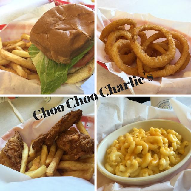 Choo Choo Charlie's in Kenosha Wisconsin serves classic American fare