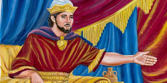 цар Соломон и великата тайна на Живота