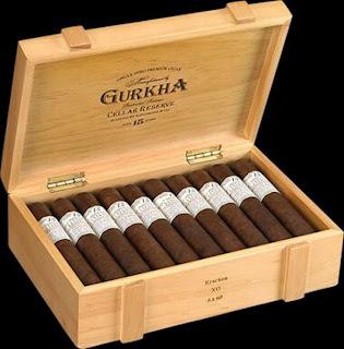 Gurkha Cigar-