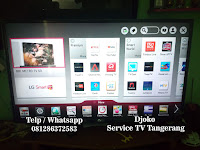 servis tv bonang