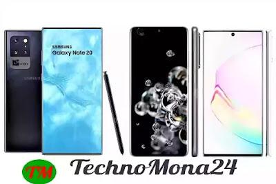 Galaxy Note 20's new technomona.com