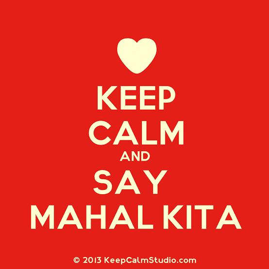 Definition: Mahal Kita