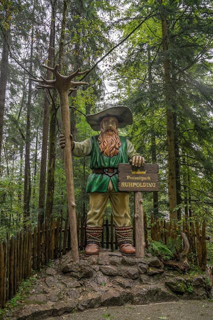 Familienwanderung in Ruhpolding  Märchenwald und Freizeitpark  Wandern im Chiemgau  Wanderung-Ruhpolding 15