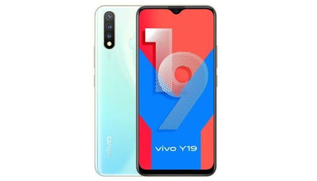 Vivo Y19 Launched In India With A Price Tag Of Rs. 13999