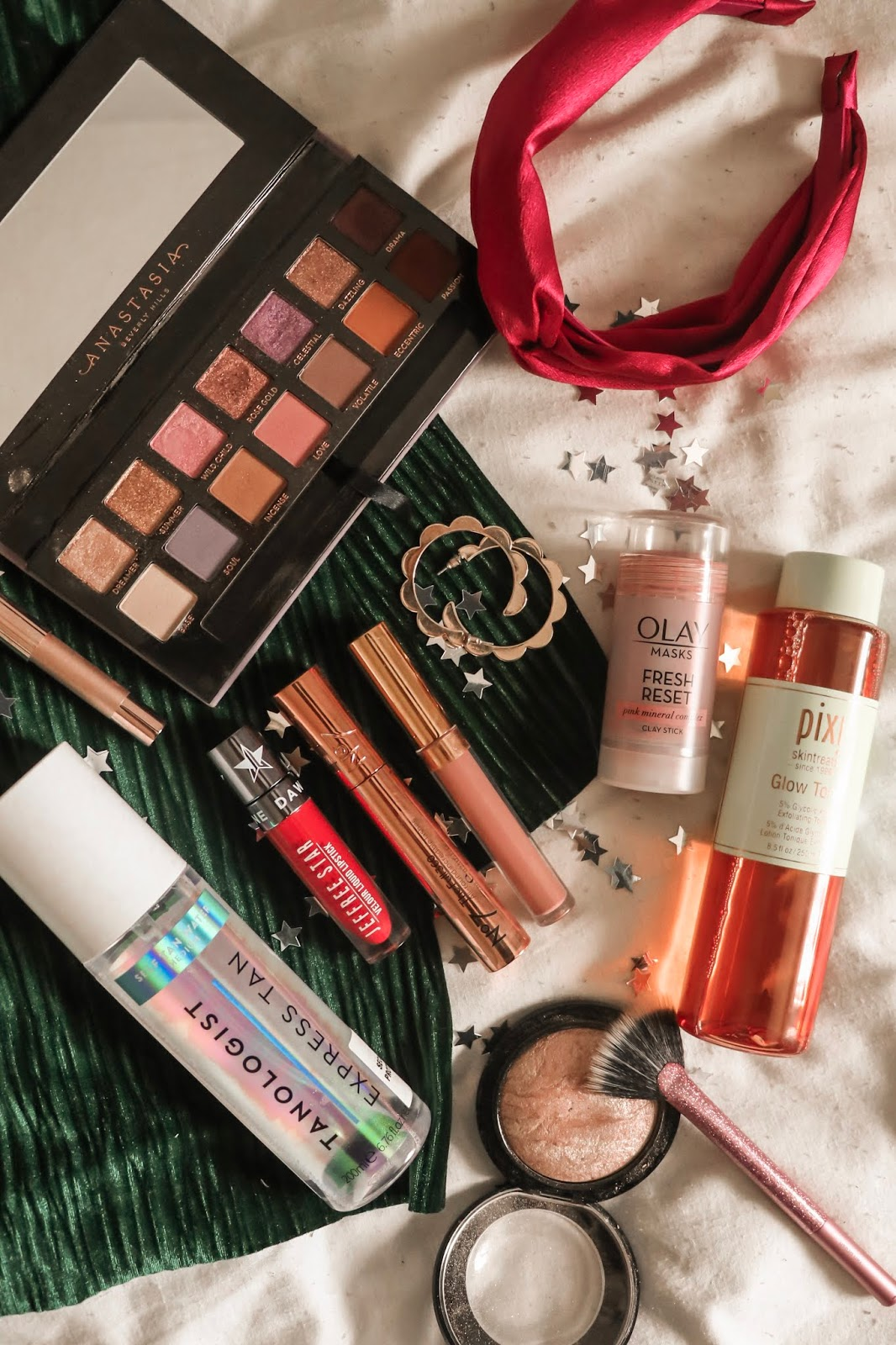 Christmas Beauty Gifts and Essentials