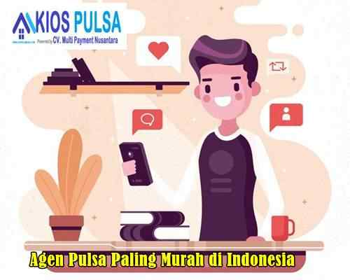 Rahasia Keuntungan Agen Pulsa Paling Murah di Indonesia