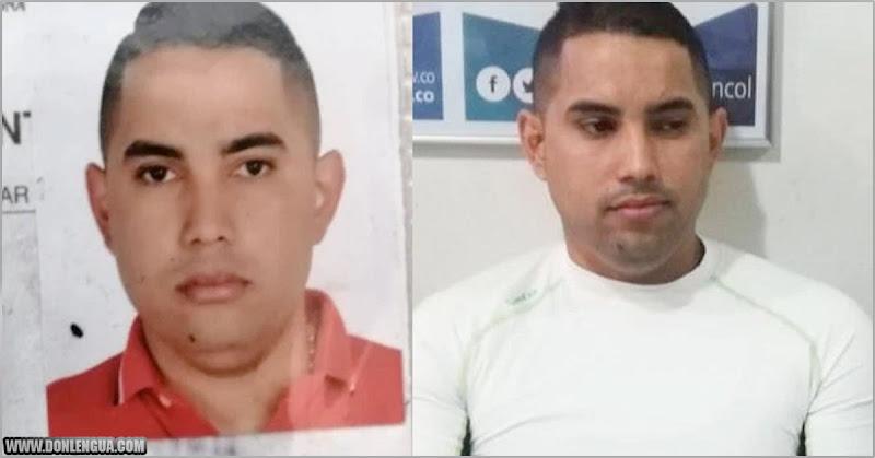 Espía enviado por Maduro pagó 2 millones y medio de pesos por una cédula falsa colombiana
