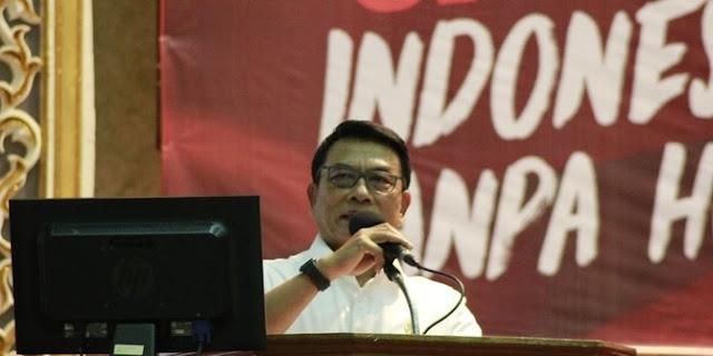Tim Prabowo Angkat Kasus Novel Baswedan di Debat, Moeldoko Singgung Pelanggaran HAM