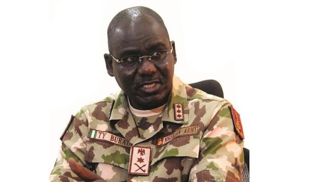 'Nigerians Are Unappreciative Of Military Efforts To Handle Insurgency' – Gen. Buratai