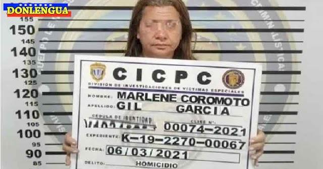 Mujer detenida por contratar a dos sicarios para asesinar a su pareja en Miranda