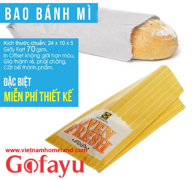 In túi giấy đựng bánh mì rẻ nhất ở đâu?