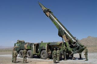 ICBM China