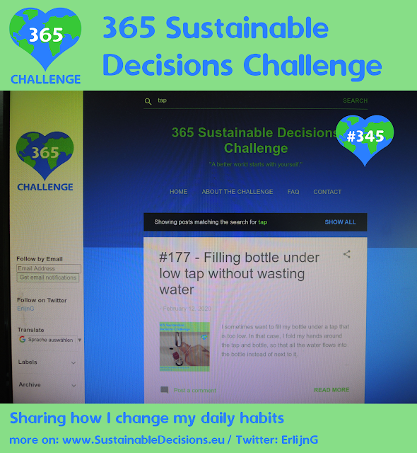 Sharing how I change my daily habits, Raising awareness, sustainable living, climate action, sustainability