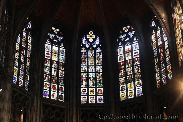 St.Waudru Church Mons