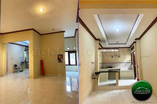 Rumah jalan Godean Km 6 dekat Kota Jogja