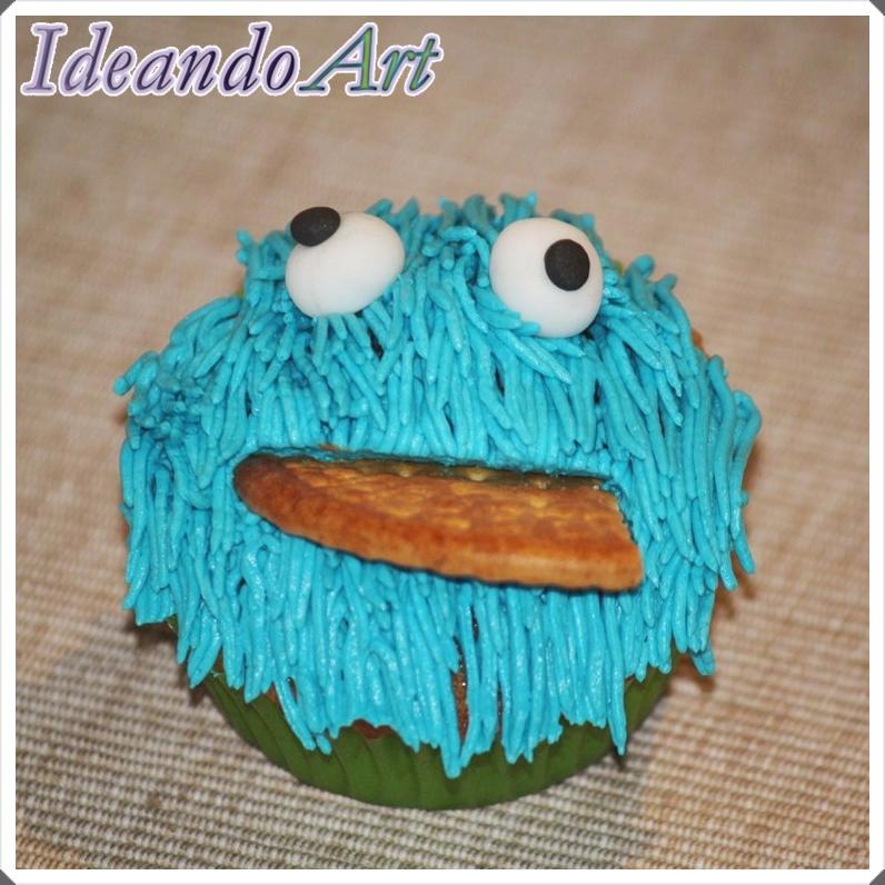 Cupcake Triki
