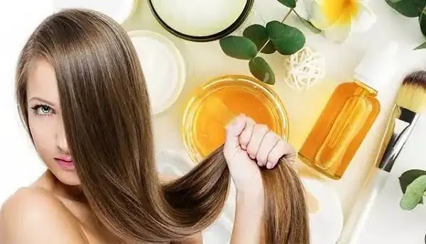 وصفات طبيعية لعلاج تساقط الشعر
