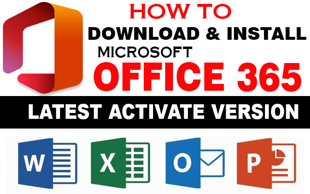 How-to-Download-&-Install-Microsoft-Office-365-202-Pre-Activate-Version