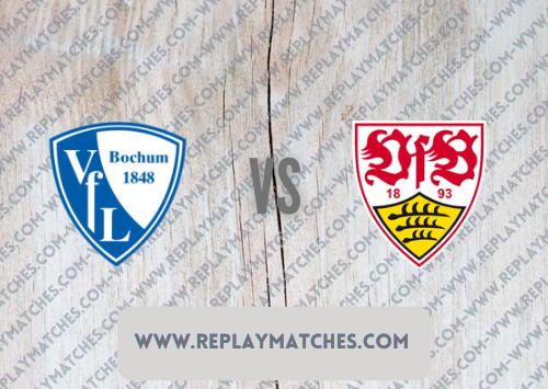 Bochum vs Stuttgart Highlights 26 September 2021
