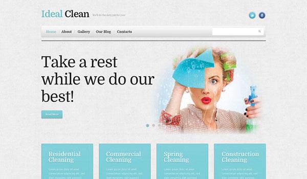 Fully-Editable-Cleaning-Responsive-WordPress-Theme