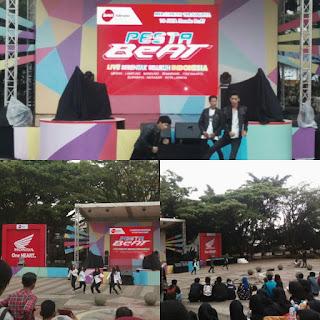 Launching Honda new Beat terbaru tahun 2016