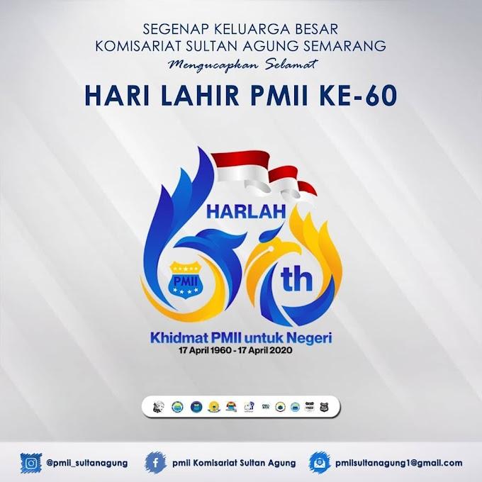 Peringati Hari lahir PMII ke-60, PMII Komisariat Sultan Agung Semarang Gelar Doa Bersama, Khataman Al-Qur'an, dan Lomba