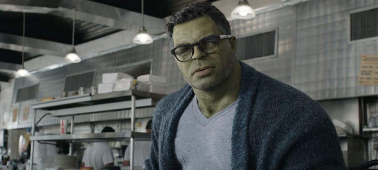 Mark Ruffalo não queria ser o Hulk nos filmes da Marvel