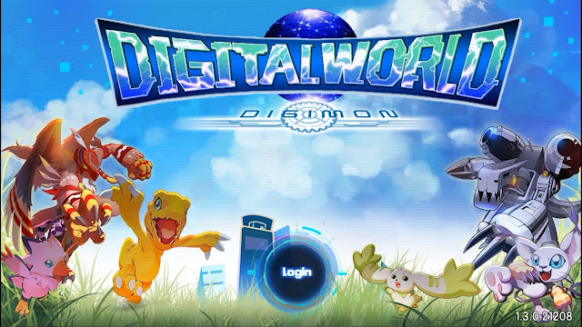 digimon android apk