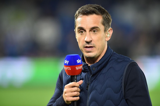 Gary Neville tips Man United to sign 21-year-old this summer