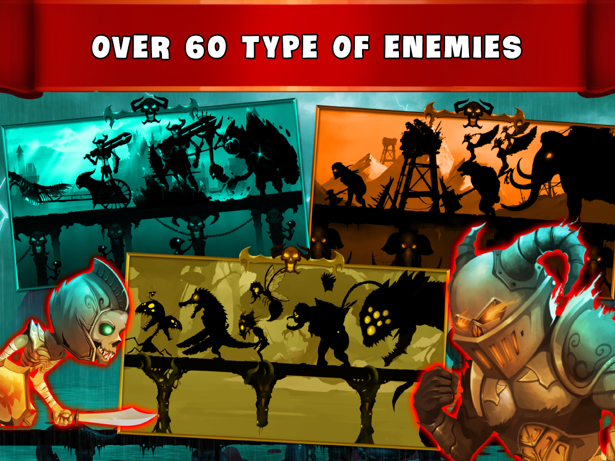 Stickman Legends Ninja Warriors Games MOD APK