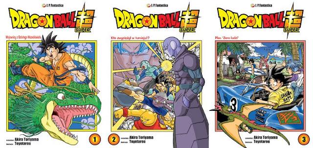 Dragon Ball Super 1-9 (2018-2020)
