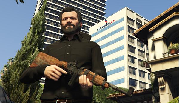 Permalink ke MOD Bioshock Infinite – Carbine Rifle