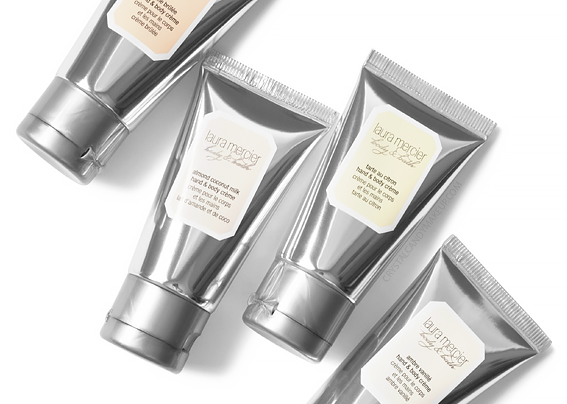 Laura Mercier Tres Riche Hand Body Creme Collection Review