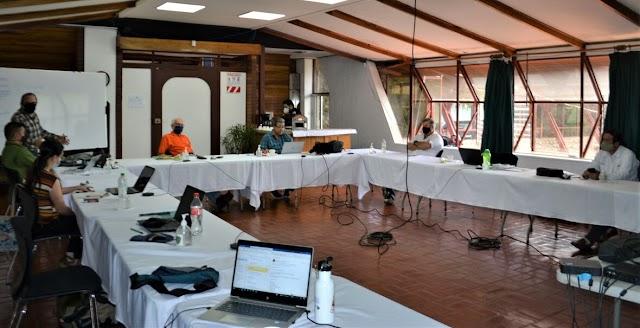 Comisión Asesora sobre Degradación de Tierras (CADETI) diseña proyecto para su fortalecimiento