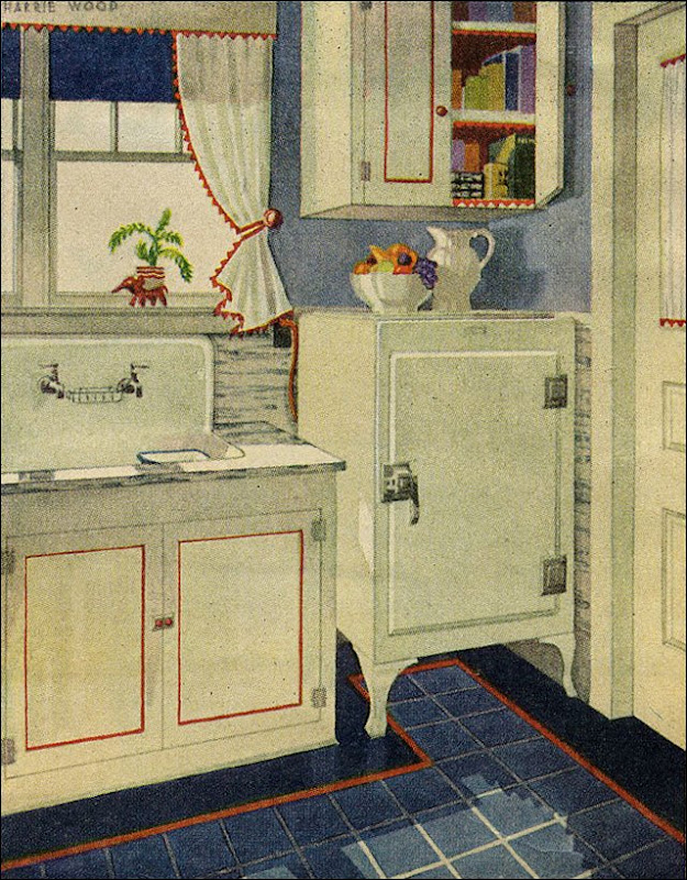 Apron History Decorating 1920 S Style