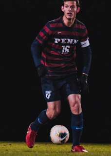 Penn's- men's- soccer- program - another -student-athlete - list- of- professional -signees