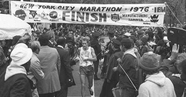 História da Maratona de Nova York
