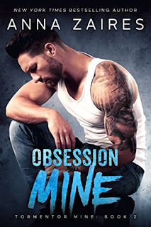 Obsession Mine by Anna Zaires