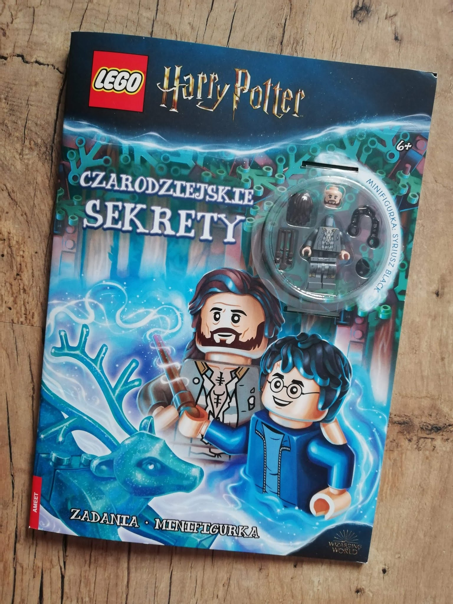 LEGO Harry Potter gazetka