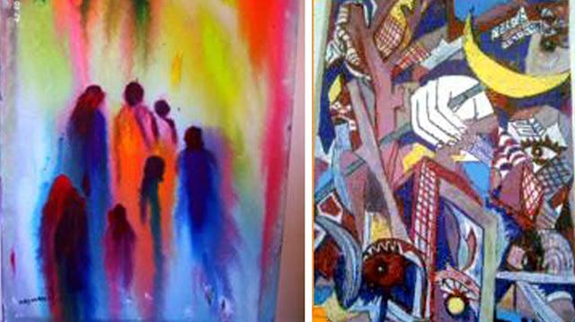 الفن التشكيلي