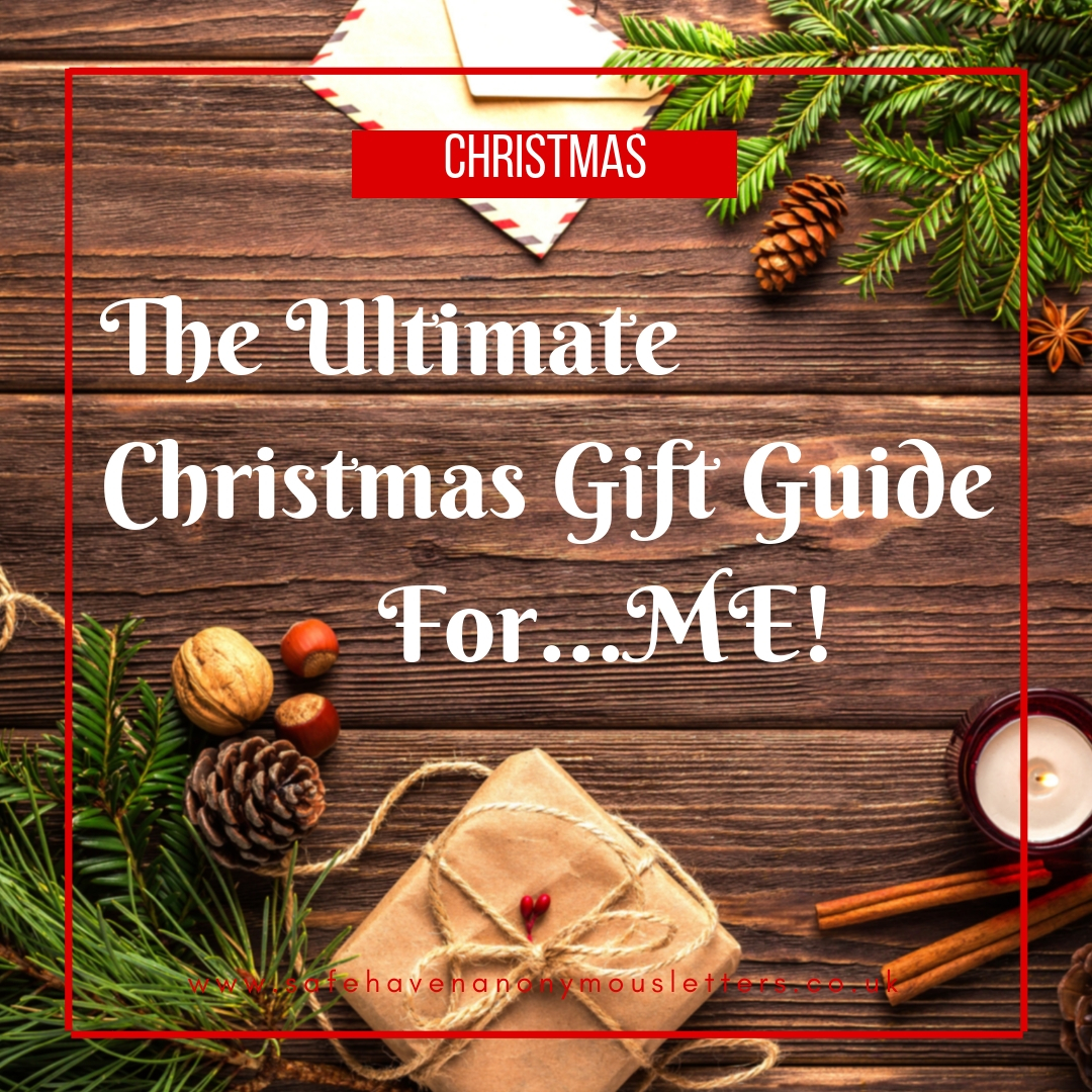 The Ultimate Christmas Gift Guide For...me - Safe Haven; Anonymous ...