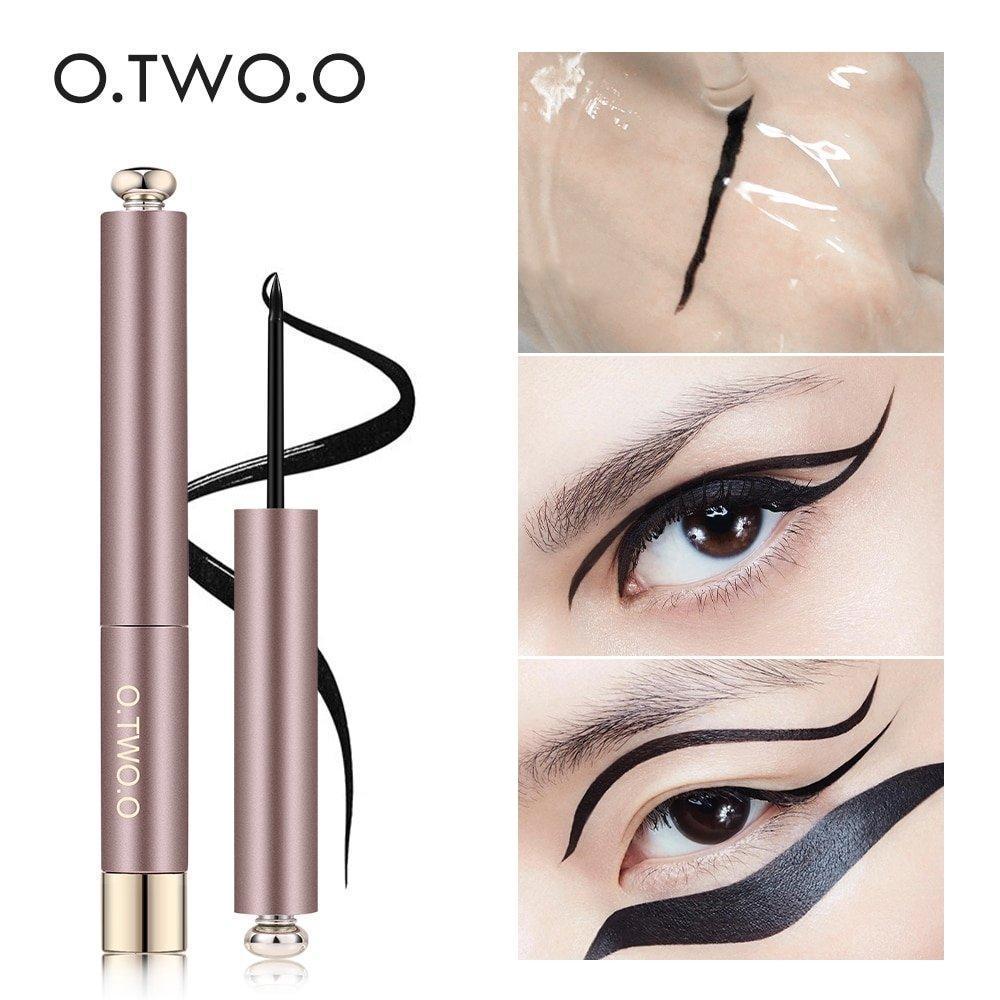 Bút kẻ mắt O.TWO.O Rose Gold Waterproof Liquid Eyeliner