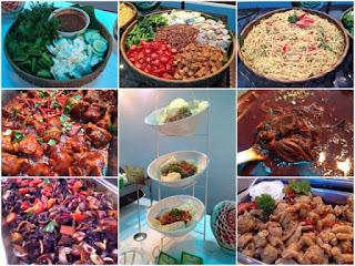menu ala kampung yang sedap, buffet ramadhan, menu berbuka
