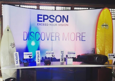 Epson Introduces New and Upcoming Products at Fusion 7 in Siargao